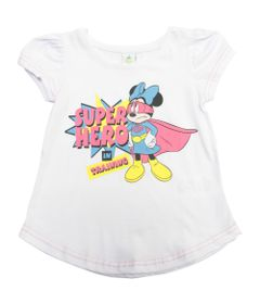 Blusa-Manga-Curta-em-Meia-Malha---Branca---Revolution-Minnie---Disney---1