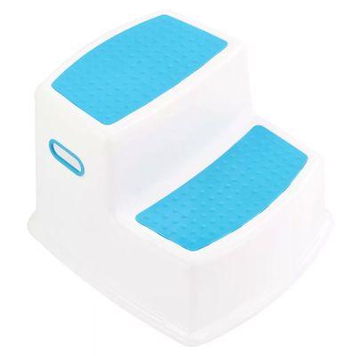 Banquinho---2-Degraus---Azul---Kavod