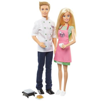 Barbie---Cozinhando-e-Criando---Barbie-e-Ken---Mattel