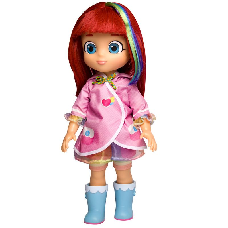 b3ab09e058d38 Boneca - Rainbow Ruby - Novabrink - Ri Happy Brinquedos
