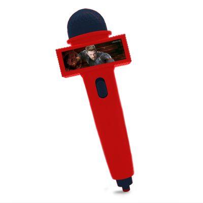 Microfone-Infantil-com-Eco-e-Luz---Vermelho---Disney---Marvel---Avengers---Capitao-America---Toyng