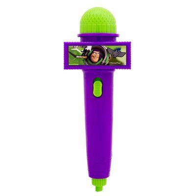 Microfone-Infantil-com-Eco---Roxo---Disney---Toy-Story---Buzz-Lightyear---Toyng