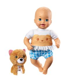 Boneca-Bebe---Little-Mommy---Pet-de-Pelucia---Cachorrinho---Mattel