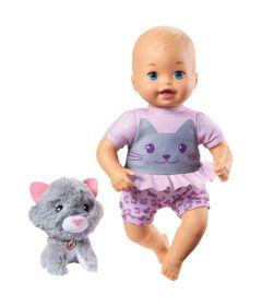 Boneca-Bebe---Little-Mommy---Pet-de-Pelucia---Gatinho---Mattel