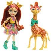 Boneca-Enchantimals---15-Cm---Gillian-e-Girafa---Mattel