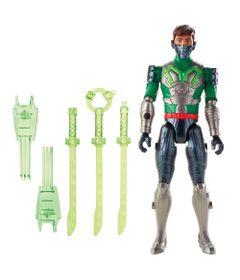 Boneco-Articulado---30-Cm---Max-Steel---Ataque-Multi-Espadas---Mattel