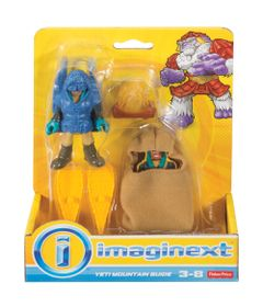 Mini-Figuras---Imaginext---Yeti---Guia-da-Montanha---Fisher-Price