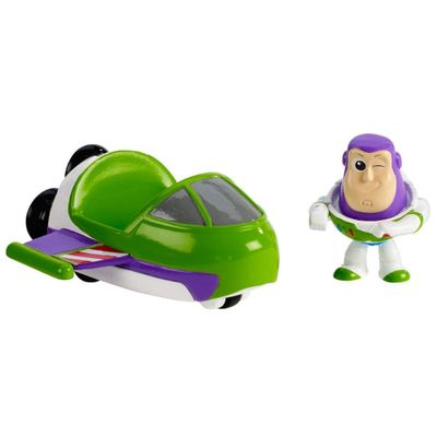 Mini-Veiculos-com-Personagens---Disney---Toy-Story---Buzz-e-Nave-Espacial---Mattel