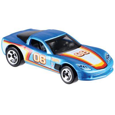 Veiculo-Hot-Wheels---1-64---Edicao-50-Anos---Retro---Corvette---Mattel
