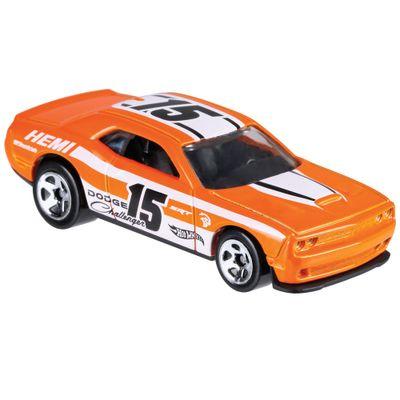 Veiculo-Hot-Wheels---1-64---Edicao-50-Anos---Retro---Dodge-Hellcat---Mattel