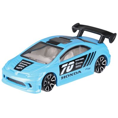 Veiculo-Hot-Wheels---Edicao-70-Anos---Honda---Honda-Civic-SI---Mattel