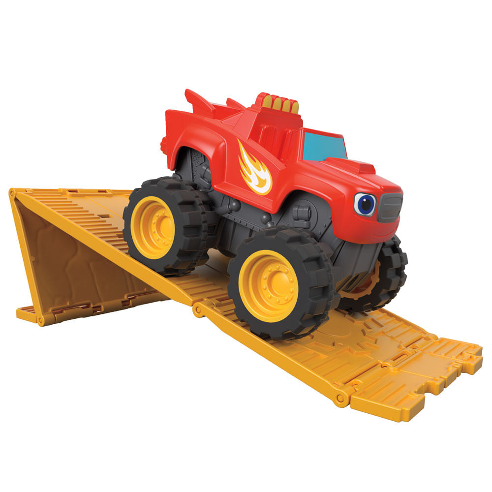 Veículo Motorizado - Off-Road Blaze - Fisher-Price