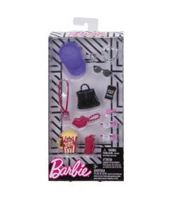 Roupinha-e-Acessorios---Barbie---Passeio-no-Cinema---Mattel