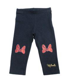 Calca-Legging-em-Cotton-com-Joelheira---Marinho---Floresta-Minnie---Disney---M