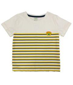 Camiseta-Manga-Curta-em-Meia-Malha---Off-White---Floresta-Mickey---Disney---1