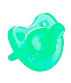 Chupeta-de-Silicone---Physio-Soft---Verde---Tam-2---12--M---Chicco