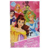 Quebra-Cabeca---100-Pecas---Disney---Princesas---Grow