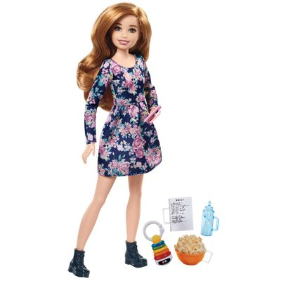 Boneca-Barbie---Barbie-BabySitter---PopCorn---Mattel