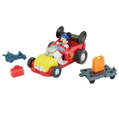 Figura-e-Veiculo-Transformavel---Disney---Mickey-Mouse---Roadster-Racers---Fisher-Price