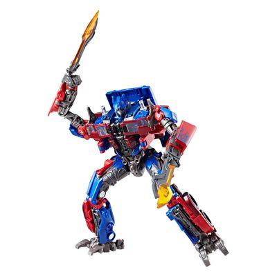 Figura-Transformavel---18-Cm---Transformers---Studio-Voyager---Optimus-Prime---Hasbro