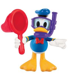 Mini-Figura---12-Cm---Disney---Mickey-Mouse-ClubHouse---Donald-Mergulhador---Fisher-Price