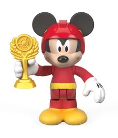 Mini-Figura---7-Cm---Disney---Mickey-Roadster-Racers---Mickey-Piloto---Fisher-Price