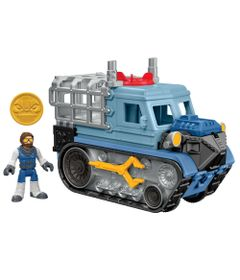 Veiculo-e-Mini-Figuras---Imaginext---Tanque-de-Gelo---Fisher-Price