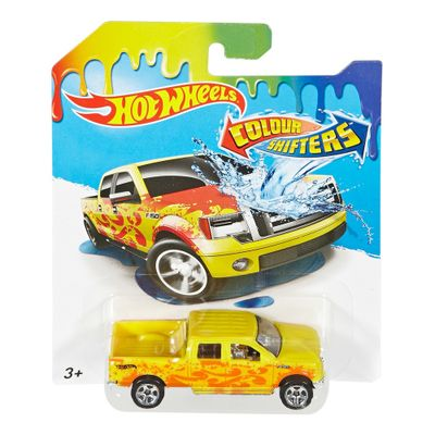Carrinho-Hot-Wheels-Color-Change---Ford-F-150---Mattel