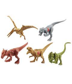 Conjunto-Jurassic-World-2---Pacote-com-15-Mini-Dinossauros---Mattel