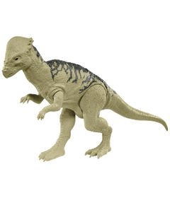 Figura-Basica---Jurassic-World-2---Dino-Value---Paquicefalossauro---Verde---Mattel