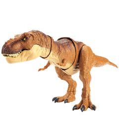 Figura-Basica---Jurassic-World-2---Mega-Mordida---Tiranossauro-Rex---Mattel