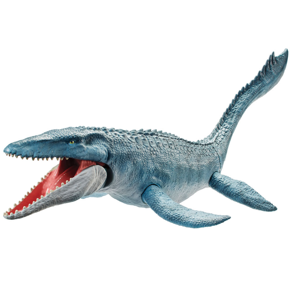 Figura Básica - Jurassic World 2 - Mosassauro - Mattel