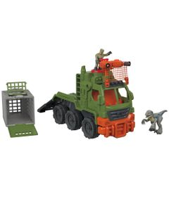 Playset-Imaginext---Jurassic-World-2---Fisher-Price