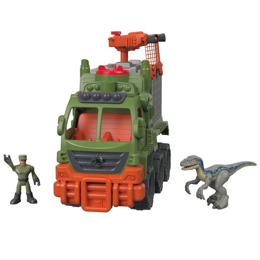 Playset-Imaginext---Jurassic-World-2---Fisher-Price