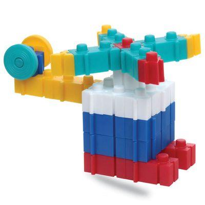 Monta-Tudo-3D---100-Pecas---Elka