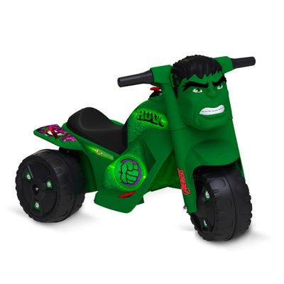 Moto-Eletrica---6V---Disney---Marvel---Hulk---Bandeirante