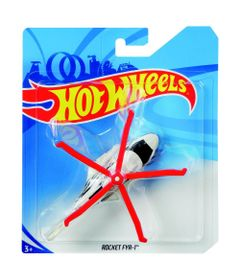 Aviao-Hot-Wheels---Rocket-FYR-1---Frente