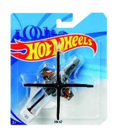 Aviao-Hot-Wheels---HW-X2---Frente