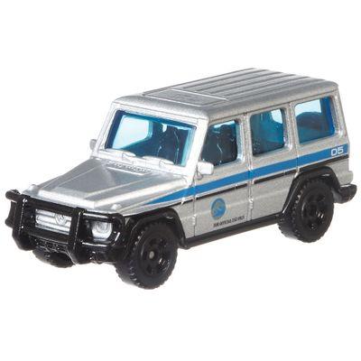 Carrinho-Die-Cast---Jurassic-World-2---Matchbox---Mercedes-Benz-G550---Mattel