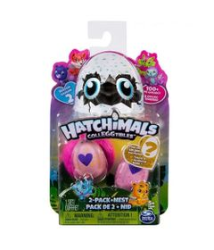 Mini-Figura-Surpresa---Hatchimals-Colleggtibles---Pack-2-Un---Serie-2--Frente