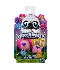 Mini-Figura-Surpresa---Hatchimals-Colleggtibles---Pack-2-Un---Serie-2--Frente