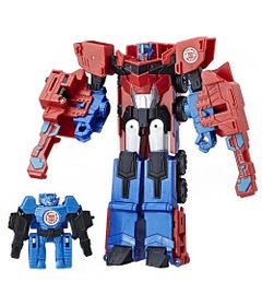Figura-Transformavel-CombinerForce---Hi-Test-e-Optimus-Prime---Frente