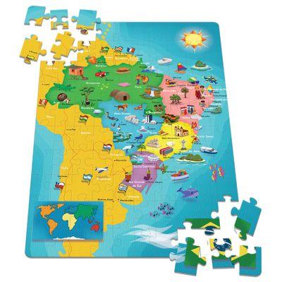 Quebra-Cabeca---Mapa-do-Brasil-2018---100-Pecas---Toyster---Detalhe