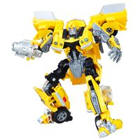 Boneco-Transformavel---12-Cm---Tranformes---Studio---Serie-Deluxe---Bumblebee---Hasbro