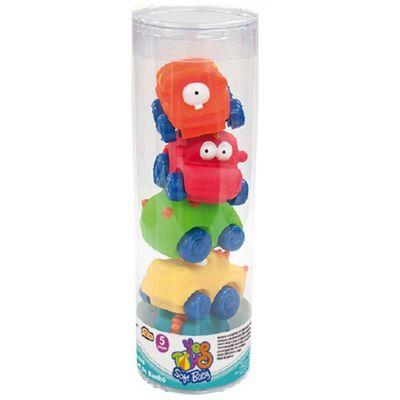Brinquedo-de-Banho---Carrinhos-Monstros-do-Banho---Yes-Toys