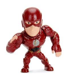 Figura-Colecionavel---6-Cm---Metal-Die-Cast---DC-Comics---Liga-da-Justica---Flash---DTC