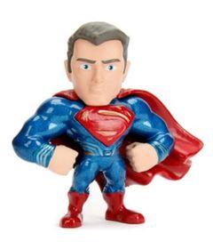 Figura-Colecionavel---6-Cm---Metal-Die-Cast---DC-Comics---Liga-da-Justica---Super-man---DTC