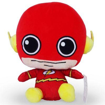 Pelucia---25-Cm---DC-Comics---Super-Fun---Flash---DTC