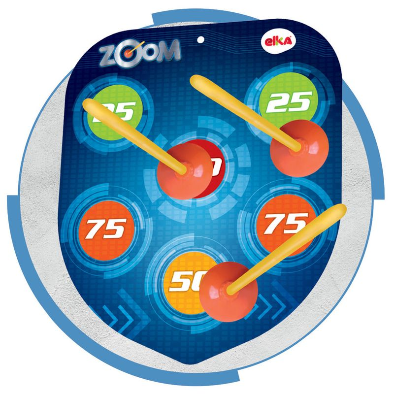 066a14a0e Lançador de Flechas com Alvo - Zoom - Elka - Ri Happy Brinquedos
