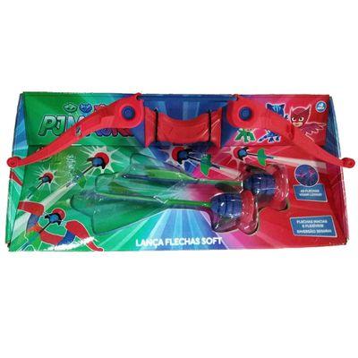 Lanca-Flechas---PJ-Masks---Soft-Shot---DTC